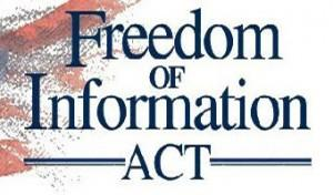 Wayne Powers, News Talk 1110 WBT, Freedom of Information Act