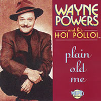 Album Plain Old Me by Wayne Powers